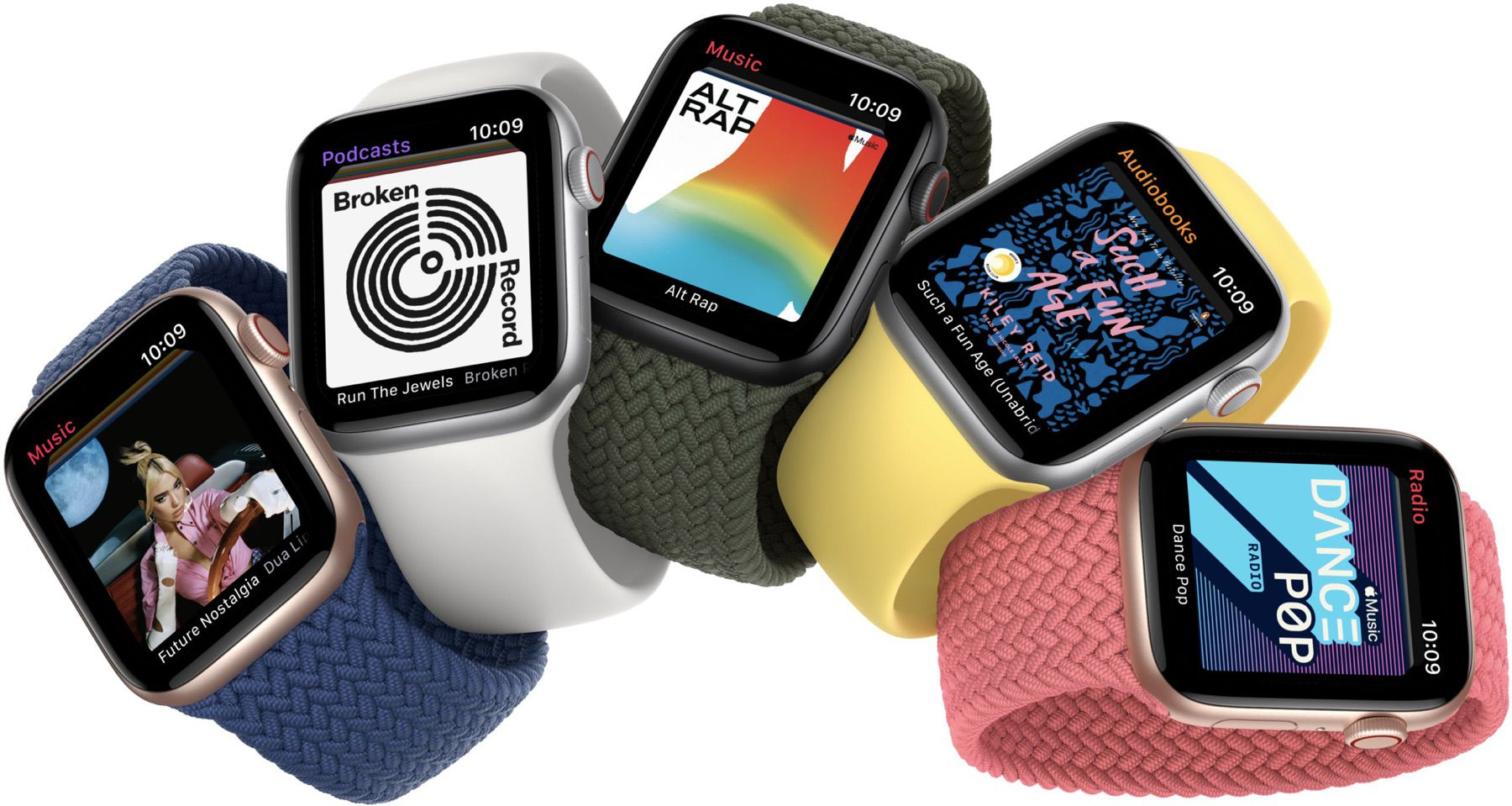 photo of Apple's Wearables Category Sets New Revenue Record in Q1 2021 image