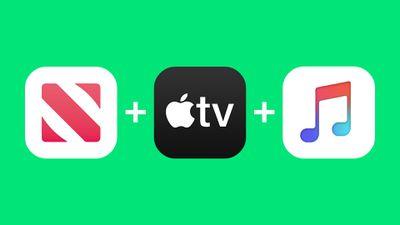 Apple Services Bundle