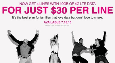 t mobile family plan