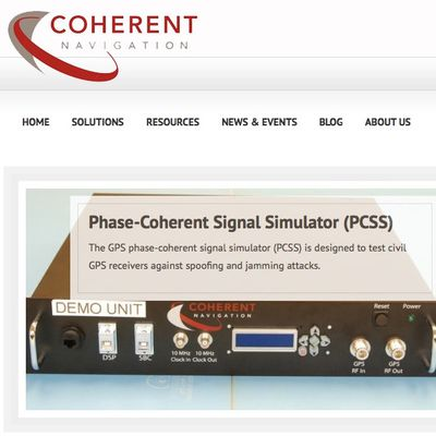 coherent navigation website