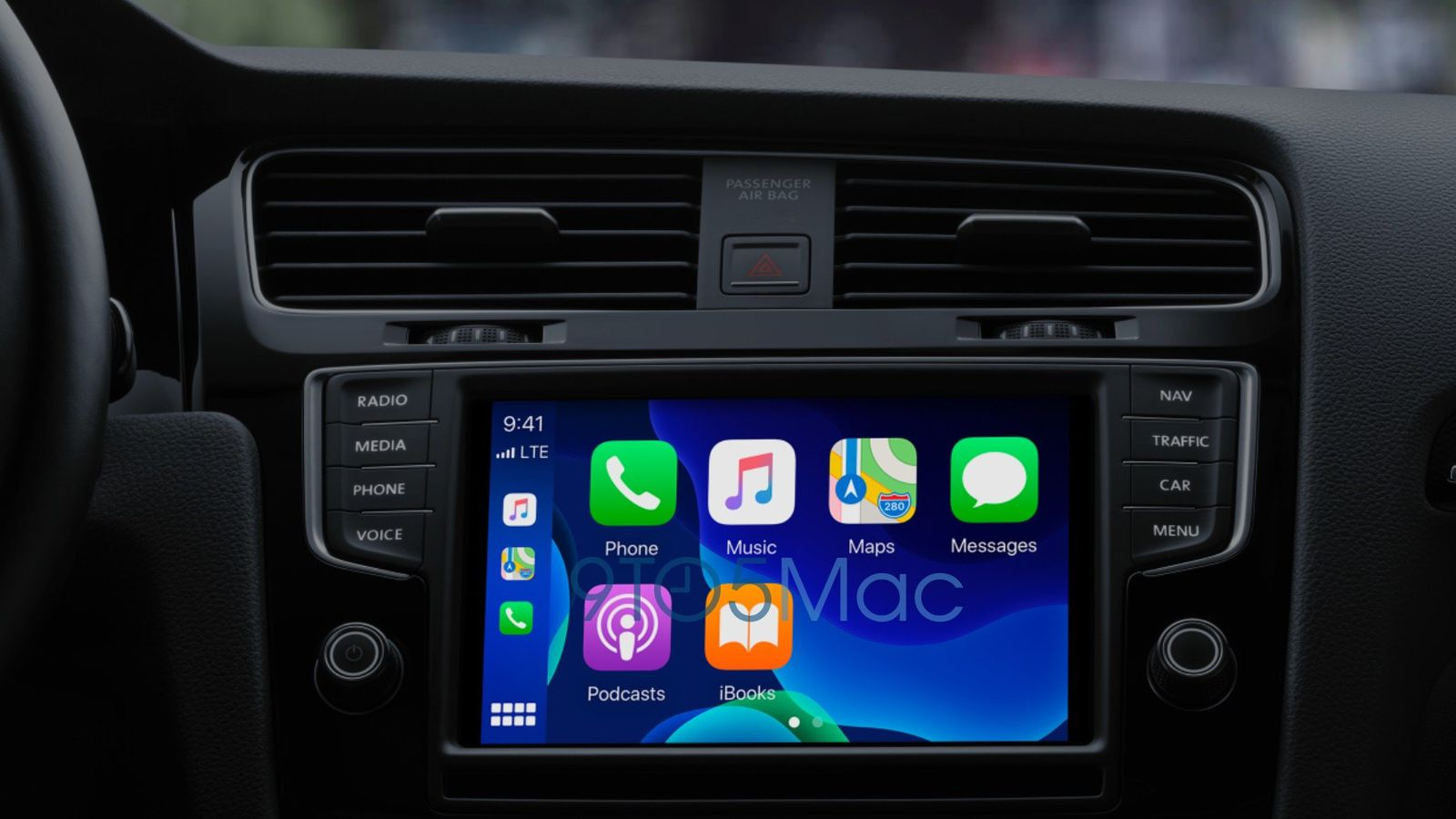 Carplay May Support Wallpapers In Ios 14 Macrumors