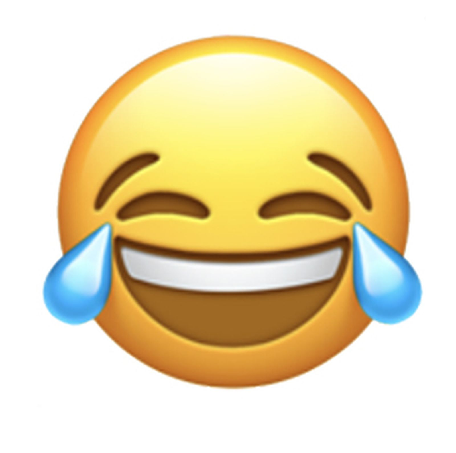 Apple Says 'Face With Tears of Joy' is Most Popular Emoji in United States  Among English Speakers - MacRumors