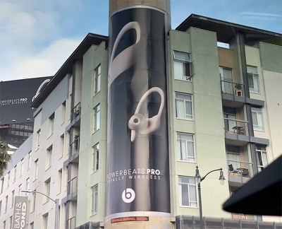 powerbeats pro ad