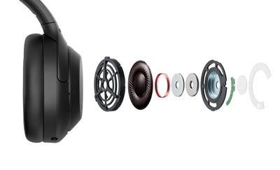sony headphones technology
