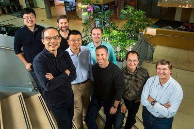speech recognition team Microsoft