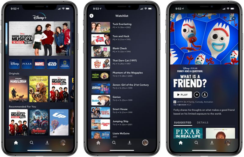 Disney+ Nets 28.6 Million Subscribers in Its First 3 Months