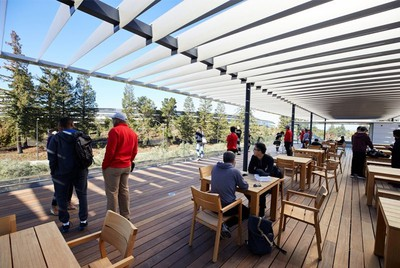 visitorscenterterraceapplepark