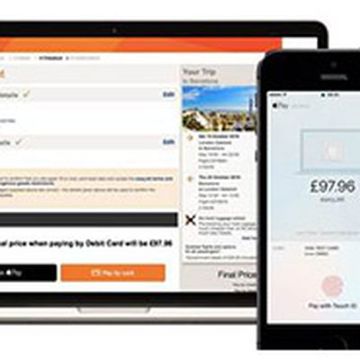 staples easyjet apple pay web