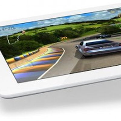 white ipad 2 oblique