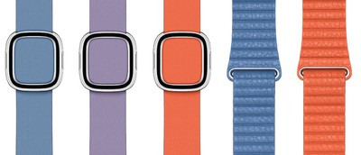 spring leather bands