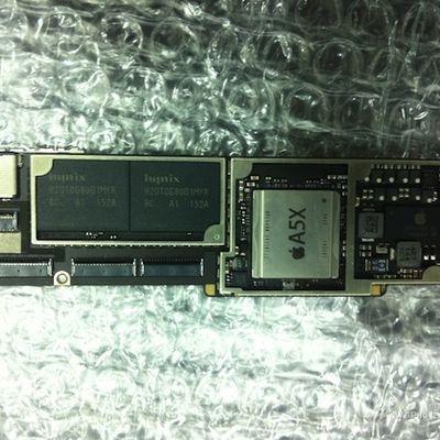 ipad 3 logic board 560
