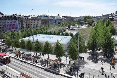 apple stockholm render