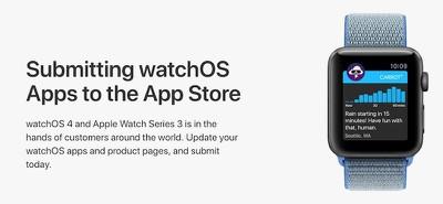 watchos apps