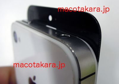 iphone 5 front panel macotakara 2