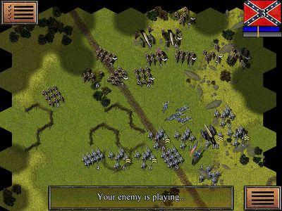 Civil War App Store Game