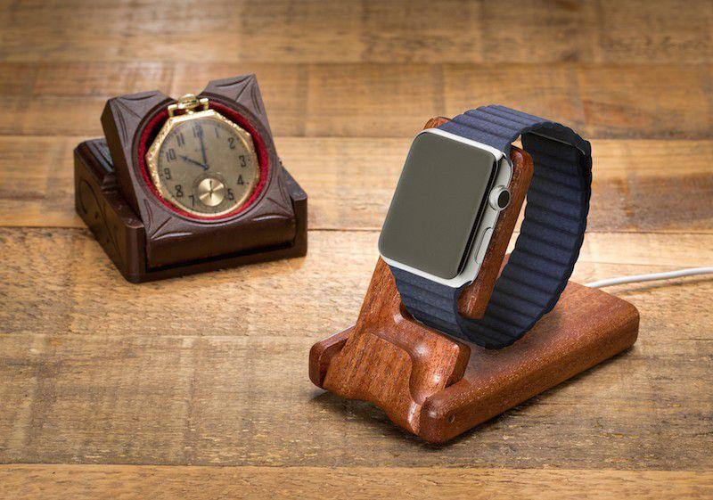 Apple watch with Grandpa pocket