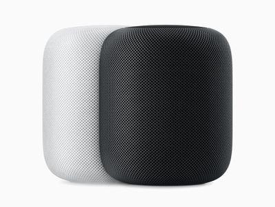 Apple Homepod Stereo Pair