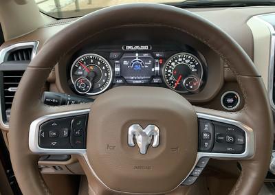 ram 1500 steering wheel