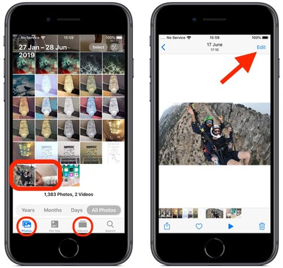 how to apply a filter to video ios 2