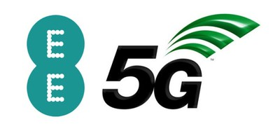 5G EE network