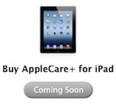 applecare plus ipad buy