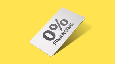 Apple Card 0 percent finance 1