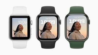 apple watch series 7 design compared