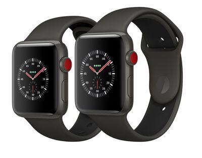 apple watch edition gray ceramic