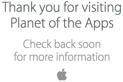 planet of apps check back soon