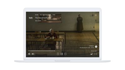 New Hulu com Laptop