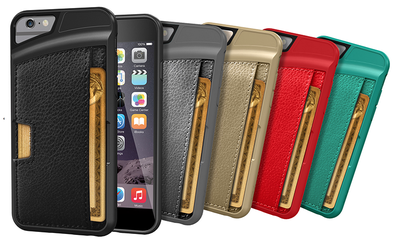CM4 Q Card Wallet iPhone 6