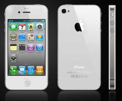 110536 white iphone 4 views