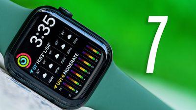 apple watch series 7 verge review