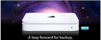 time capsule leap forward