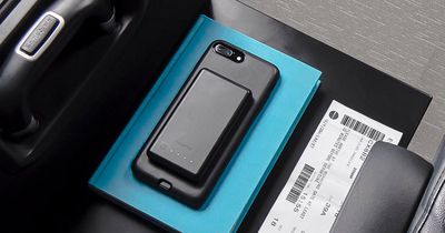 mophie charge force powerstation mini