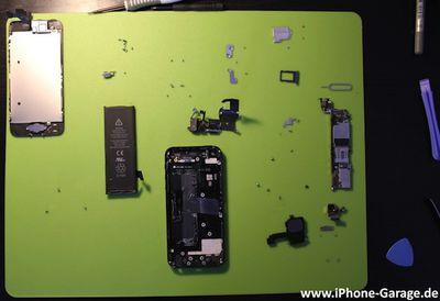 iphone 5 teardown 2