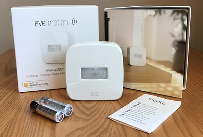 eve motion packaging