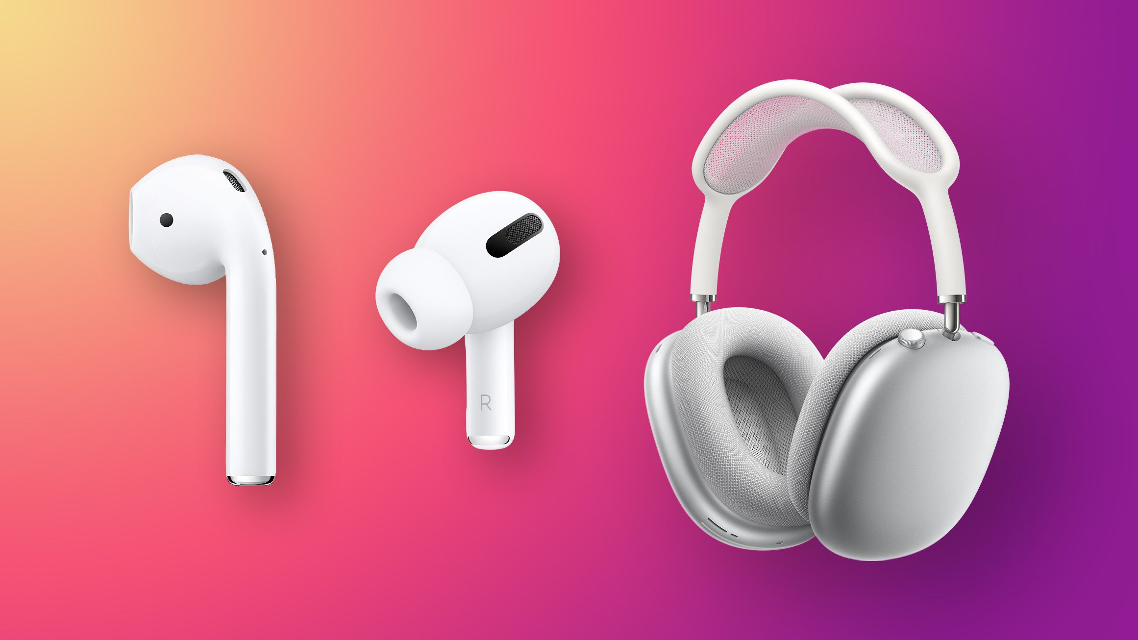 photo of AirPods, AirPods Max and AirPods Pro Don't Support Apple Music Lossless Audio image