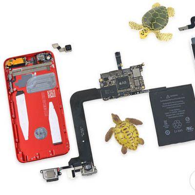 iPod touch 6G Teardown1