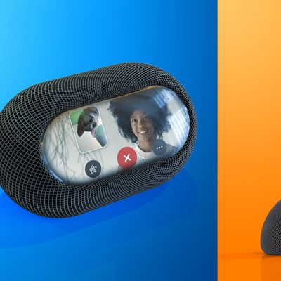HomePod With Screen and Arm FaceTime Feature 2