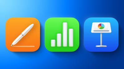 iWork macOS Trio Feature