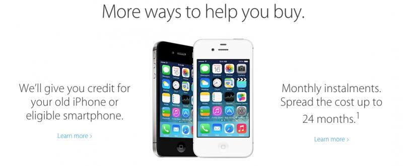Apple Smartphone Trade in Program