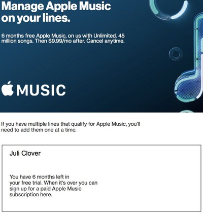 verizonapplemusicsubscriptionconfirmation