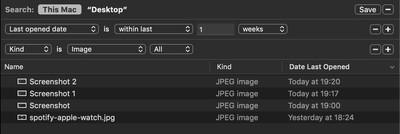 create a recent items folder 04