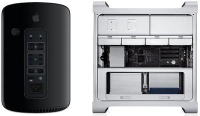 mac pro 2013 vs tower