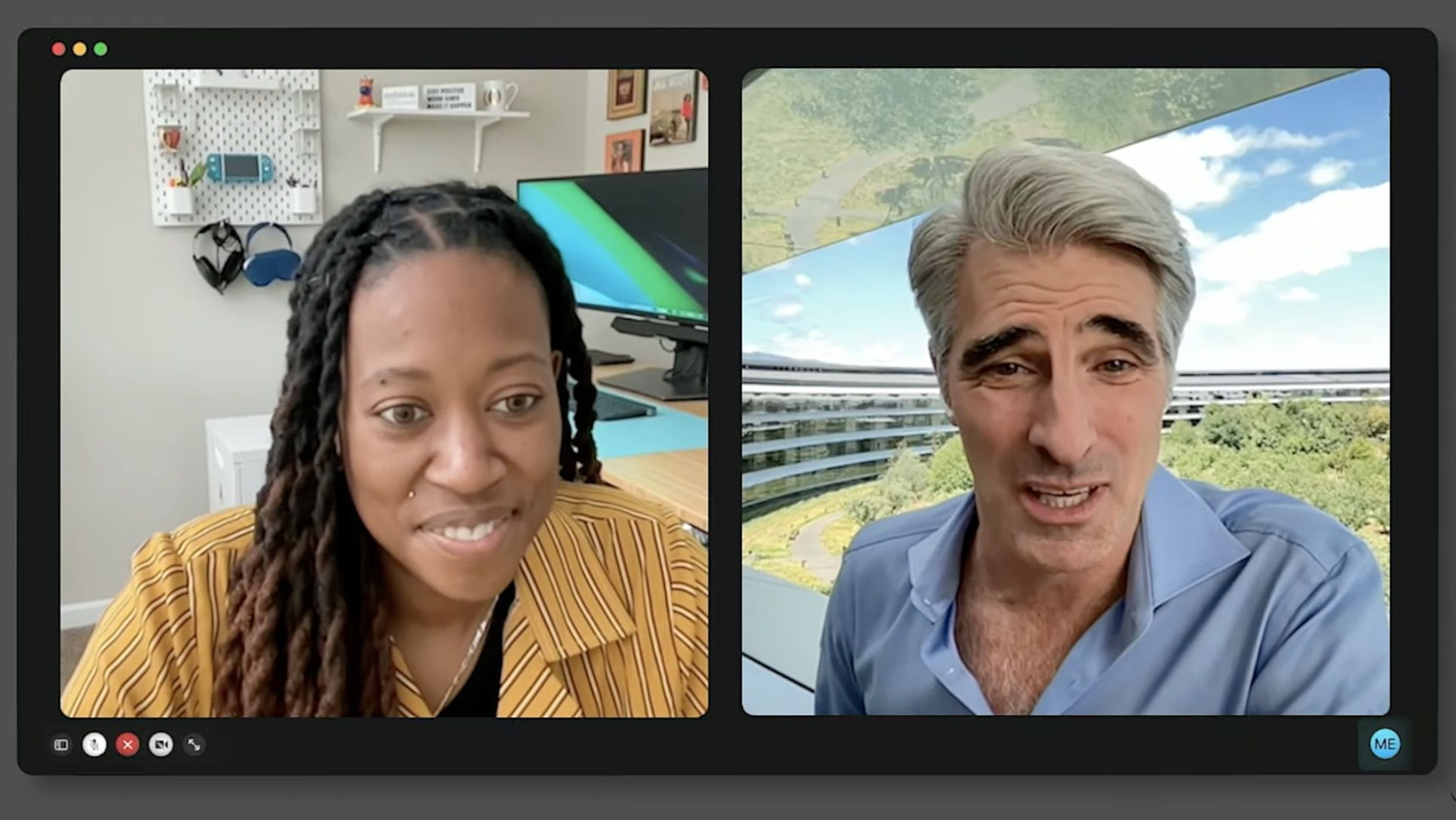 photo of Apple's Craig Federighi Talks iOS 15 and macOS Monterey With YouTubers image