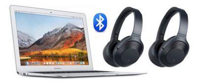 listen to mac two pairs of headphones