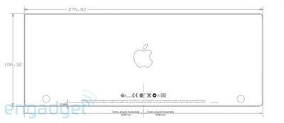 130435 apple keyboard 500