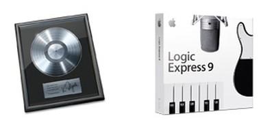 164433 logic pro logic express