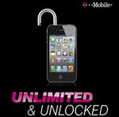 tmobile iphone unlimited unlocked